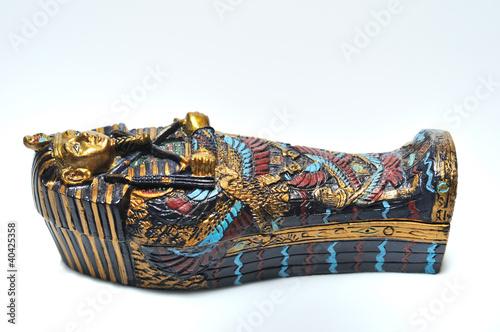 Fotografia Egyptian Sarcophagus