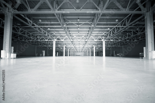 Fotografia Modern storehouse