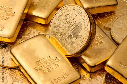 Tela Geldanlage in echtem Gold