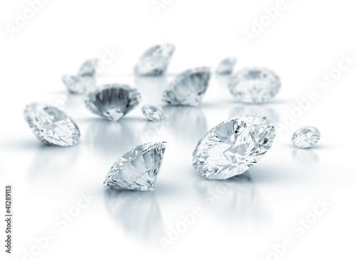Diamonds #41289113