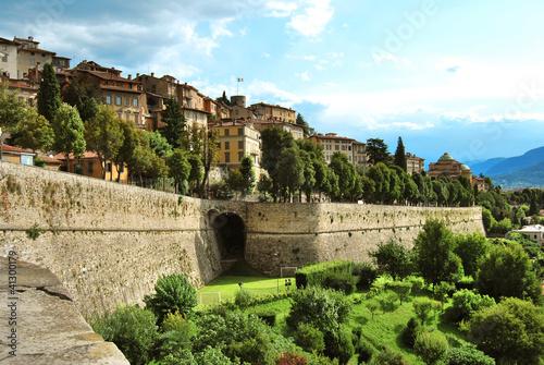 Canvas Print Bergamo