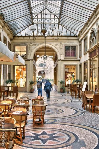 Fotografia Paris pittoresque - Passage Vivienne