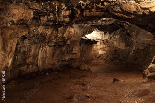 Tela Taldinsky (Tavdinsky) cave
