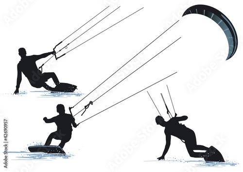 Kitesurfen #42690957
