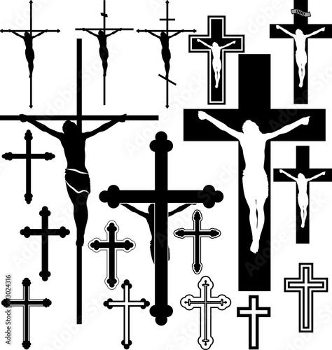 Fotografia crucifix