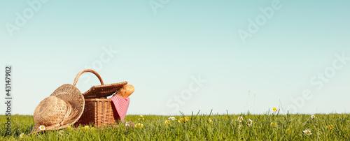 Fotografia Picnic on Meadow