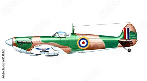 Photo spitfire 1