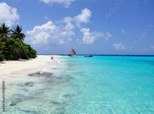 Stampa su Tela Maledives Dream