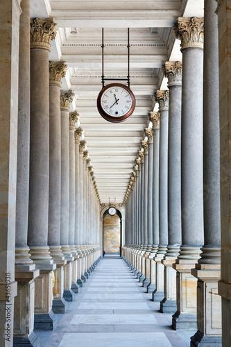 Foto Colonnade in Karlovy Vary
