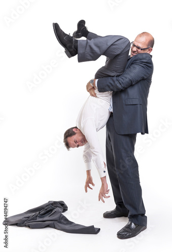 Fotomural Business bully