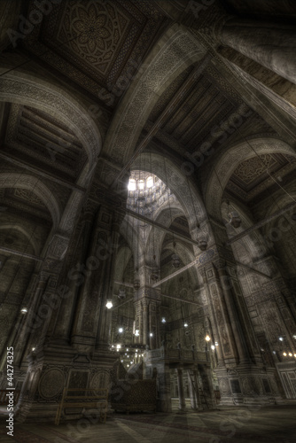 Refaie/Sultan Hassan Mosque in Cairo Egypt #44274325