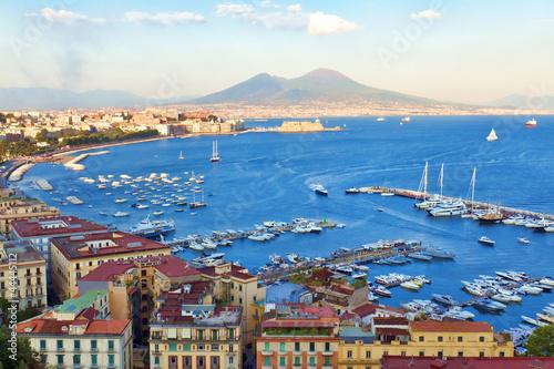 Veduta del Golfo di Napoli #44445112