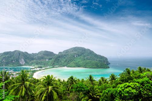 Obraz na plátně Phi-Phi