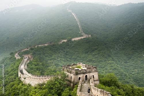 Fotografie, Obraz Great Wall of China