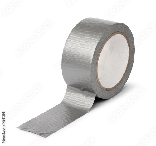 Cuadros en Lienzo Duct tape roll isolated