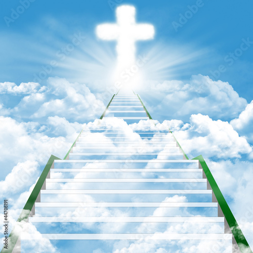 Fotografia Stairway to heaven