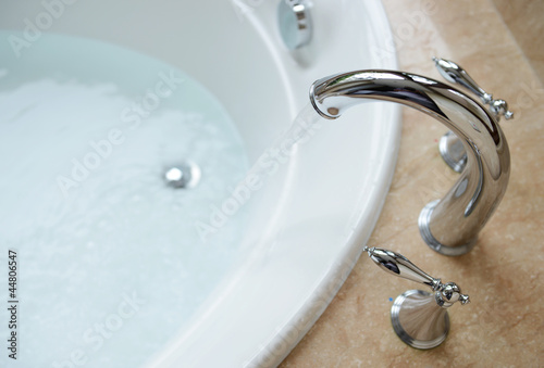 Fotografía luxury bath tub