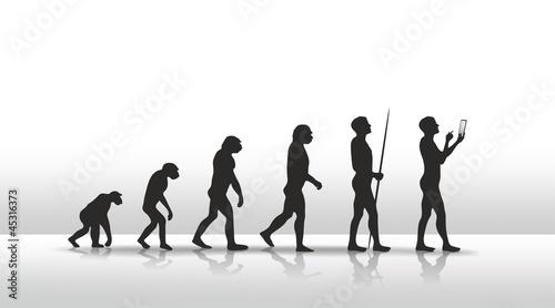 Fotografia, Obraz evolution 2709a