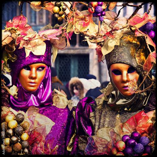 Masks - Carnival of Venice