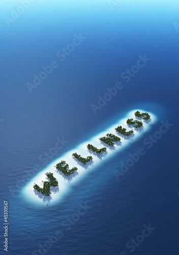 Wellness - Insel Konzept 2 #45510567