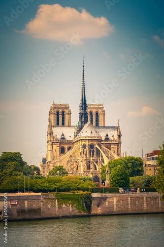 Fotografie, Obraz Notre Dame de Paris