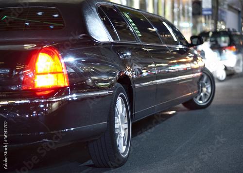 Fotografia Black limo