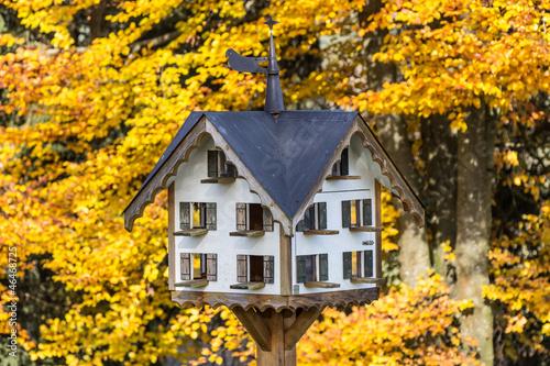 Foto Vogelhaus