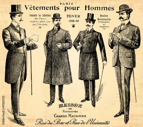 4 gentlemen