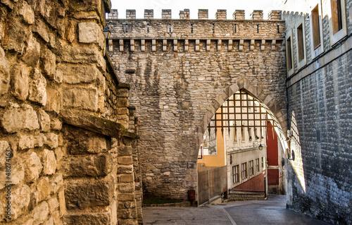 Muralla de Vitoria-Gasteiz (Álava, España)