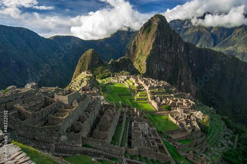 Machu Picchu - The Old Inca City