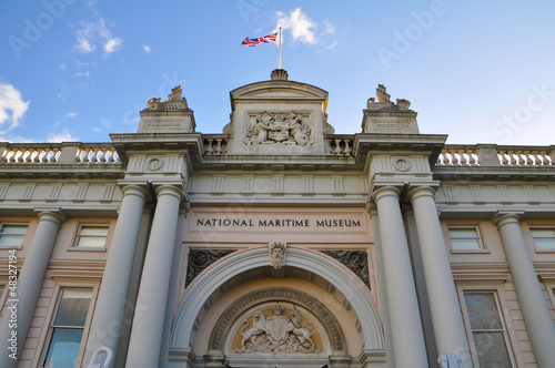 National Maritime Museum Poster Mural XXL