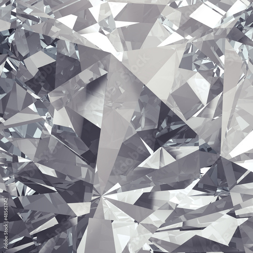 crystal facet background #48563742