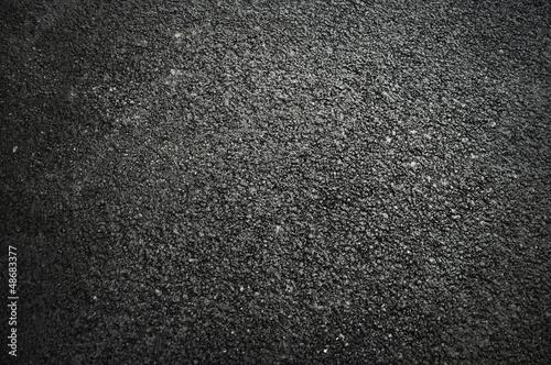 asphalt texture Fotobehang