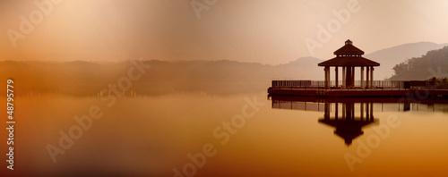 Fotografie, Obraz SUN MOON LAKE, Taiwan, for adv or others purpose use