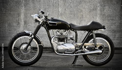Valokuva Cafe Racer motorcycle