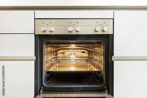 Fotografie, Tablou inside of the oven