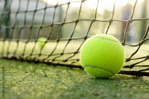 Canvas Print Tennis ball