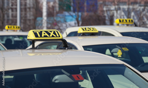 Photo Taxi Reihe III