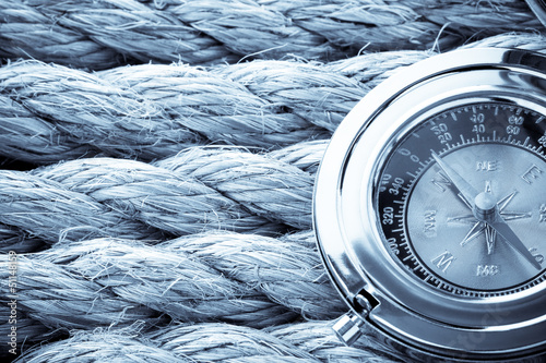 ropes and compass