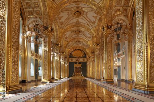 Obraz na plátně Great Kremlin Palace,