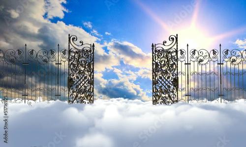 Foto heaven gate