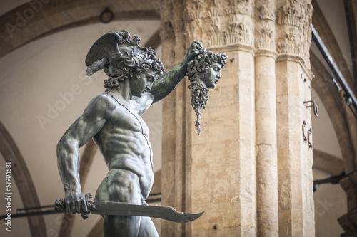Photo David di Donatello di profilo