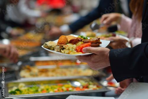 Fotografía buffet food