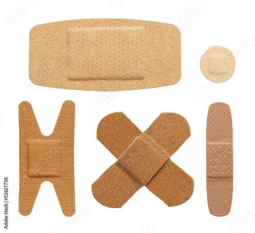 Fotografie, Tablou Bandages