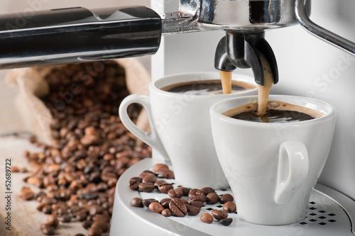 Fotografija coffee machine
