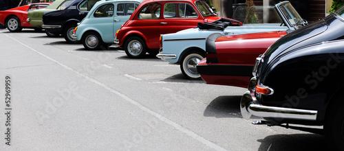 pokaz samochodów zabytkowych