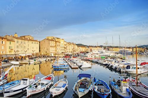 Saint Tropez Fototapeta