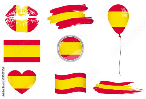 Fototapeta premium Hiszpania
