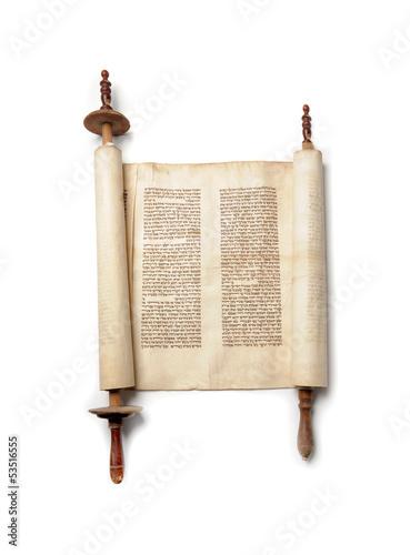 Obraz na plátně Torah