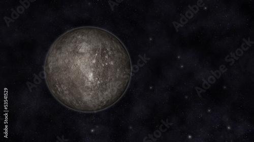 Photo Planet Merkur